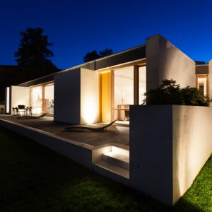 Hausbeleuchtung